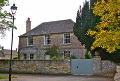 Churchgate House, the film site for the Downton village home of Isobel Crawley and her son Matthew.