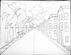 simple perspective exercises for kids - Google Search