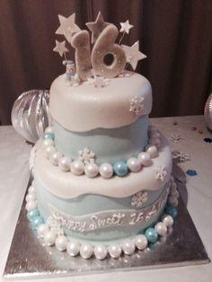 Solvang bakery birthday cake