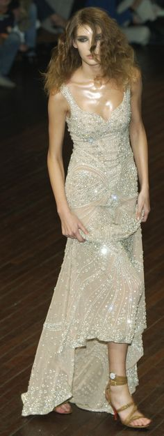 Alexander McQueen Ready To Wear Spring 2004