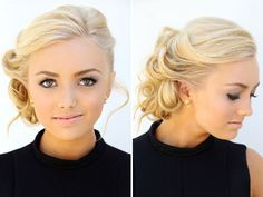 Peyton List's Romantic Hair  Makeup http://www.seventeen.com/beauty/tips/daily-beauty-tip?src=spr_TWITTERspr_id=55262407#slide-2