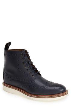 'Walberswick' Wingtip Boot (Men)