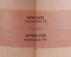 This Instagram Account Is About To Save You A Fortune On Makeup #LipstickTutorial Jeffree Star Mannequin, Lipstick Tutorial, Beauty Soap, Ingrown Hair, Bridal Beauty, Oily Skin, Body Wash, Healthy Skin, Collagen