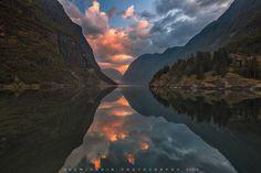 Gudvangen Fjord