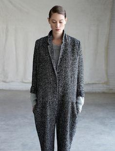 tweed overall via asos