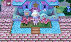 Wasserdesigns - Animal Crossing: New Leaf