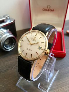 14K Gold Filled Modern Watches, Stylish Watches, Vintage Watches, Luxury Watches, Omega Railmaster, Omega Planet Ocean, Seamaster 300, Omega Automatic, Moon Watch