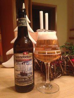 24 Adventstage  Störtebecker Atlantik-Ale aus der Störtebecker Brauerei in Stralsund