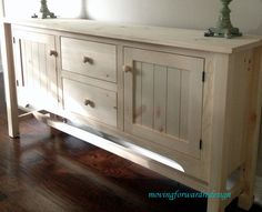 country grey chalk paint sideboard, chalk paint, home decor, painted furniture, Before Chalk Paint Projects, Chalk Paint Furniture, Gray Chalk Paint, Painted Sideboard, White Fireplace, Painting Kitchen Cabinets, Furniture Makeover, Furniture Ideas, Grey