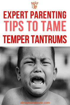 Toddler Temper Tantrums: The Ultimate List Of Tantrum Taming Tips Parenting Books, Parenting Teens, Parenting Advice, Becoming Mom, Parent Coaching, Emotional Development, Toddler Preschool, Coaches, Parents