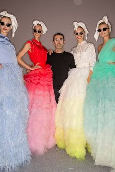 Giambattista Valli | Fall 2014 Couture Collection