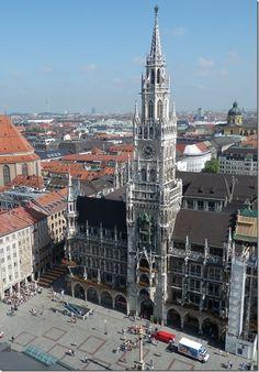 Munich, Germany, for kids