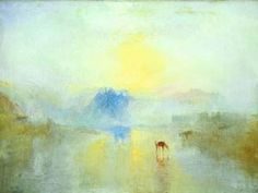 Joseph Mallord William Turner My favorite