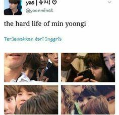 Would you say he's MINI Yoongi *windshield wiper laugh*