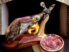 The most expensive leg of ham  available is a 15lb Albarragena Jamon Iberico de Bellota retailing at  $2,682. It comes with a DNA certificate as proof of authenticity. Pig farmer and ham expert Manuel Maldonado took 50 pigs and reared them in western Spain. The pigs were fed a diet of acorns and roots to give the ham a distinctive flavor. After slaughter the ham was salted and cured for 3 years, before going on sale in a hand-made wooden box wrapped in an apron made by a Spanish tailor.