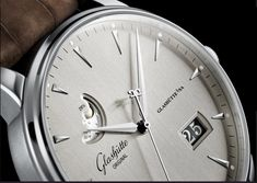 First Look at the new Glashütte Original Senator Excellence Panorama Date Moon Phase watch for Baselworld 2018 with images, price, background, specs, & our expert analysis. Glashutte Original, Timing Is Everything, Moon Phases, Dating, Clock, Watches, The Originals, Times, Image