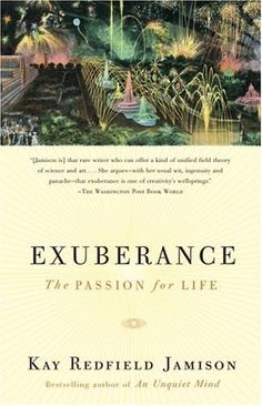 Bestseller Books Online Exuberance: The Passion for Life Kay Redfield Jamison $11.96  - http://www.ebooknetworking.net/books_detail-0375701486.html