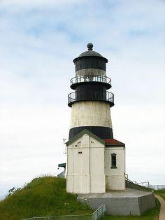 Cape Disappointment Lighthouse, Ilwaco, Washington | Flickr