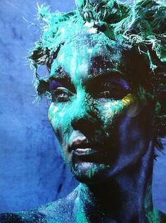 Makeup artist - Francesca Tolot