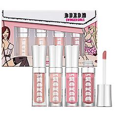 Lip Plumpers by Buxom - makes your lips look juicy and full. Be prepared for a gentle minty tingle.