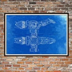 Dr who tardis blueprint art of the tardis police box blue box alienspaceshipcentral arttherapyfortheslightlyinsane firefly serenity blueprint art of firefly class technical drawings engineering drawings patent blue malvernweather Gallery