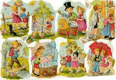 Figuras de niños antiguos Vintage Baby Pictures, Cute Pictures, Christmas Decals, Curious Cat, My Childhood Memories, Retro Toys, Baby Kind, Free Prints, Mini Books