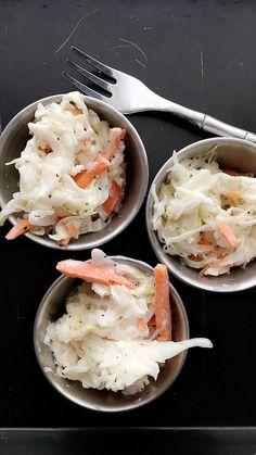 Easy Coleslaw #recip