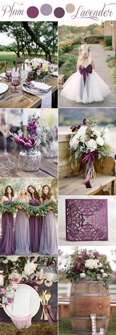 244 Best Lavender Wedding Theme Images In 2019 Wedding