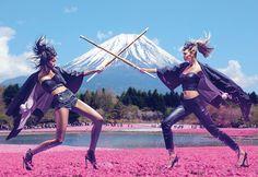 De meest bizarre Fashion foto's! Meer fashion vind je op: www.giftavenue.nl