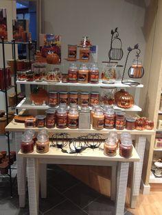 Yankee Candle Fall Season