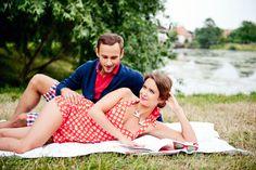 Lazy Summer Days    picnic lovers http://www.fruwedding.pl/   @Gosia Michalak