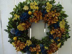 Twig Wreath, Boxwood Wreath, Hydrangea Wreath, Sunflower Wreaths, Floral Wreath, Indoor Wreath, Autumn Wreaths, Wreaths For Front Door, Birthday Decorations