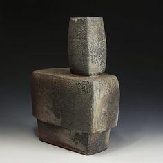 Jason Bohnert, wood fired, In Tandem Gallery www.intandemgallery.com