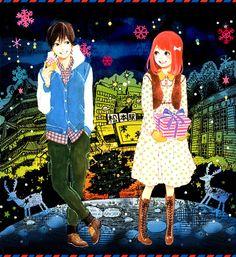 Kakeru and Naho