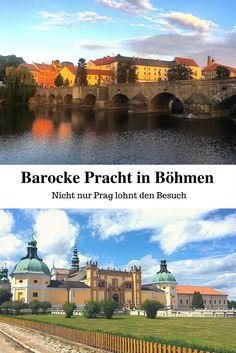 Außerhalb von Prag ist Tschechien weniger überlaufen und überteuert - aber nicht weniger schön. Die schönsten Orte im barocken Böhmen stelle ich im Blog vor.
