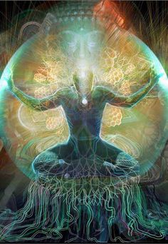 Crystalline Beings Anchoring in the energy / light codes / activations / geometries of the Golden Age of Christ Consciousness for the Planet. We are awakened and ready!! -Artwork by Andrew Jones & Asun Phong