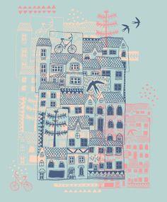 Illustration by Rosie Harbottle