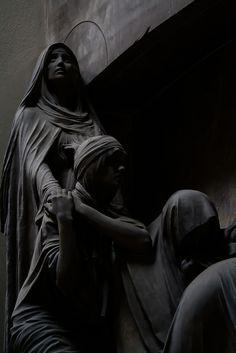 Staglieno Cemetery, Genova.