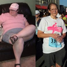 Hear Kathy share how she lost 120 pounds.