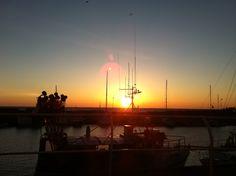Sunset at Svaneke, #Bornholm, #Denmark