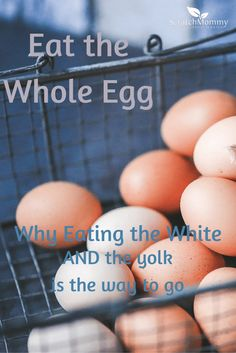 Eat the Whole Egg -