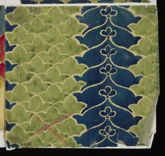 Textile design | Haité, Charles George | V&A Search the Collections