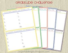 Activity Days girls - Gratitude Challenge {Free things to be grateful for! Activity Day Girls, Activity Days, Family Home Evening, Family Night, Attitude Of Gratitude, Gratitude Ideas, Relief Society Activities, Personal Progress, School Lessons