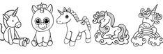 Kleurplaten eenhoorns unicorns | eenhoorns | knutselen | creatief | kleurplaat | kleurplaten | De Knutseljuf Ede Unicorn, Snoopy, Fictional Characters, Tips, Fantasy Characters, Unicorns