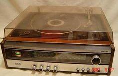 Gira o disco e toca a música!