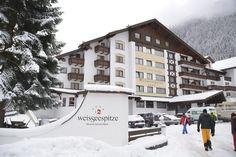 Hotel Weisseespitze im Kaunertal