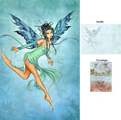 amy+brown+fairies | ... Amy Brown , Also new seasonal fairy figurines by Amy Brown for