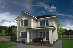Mansions, House Styles, Simulation, Anna, Home Decor, Exterior Paint, Exterior Homes, Mansion Houses, Homemade Home Decor