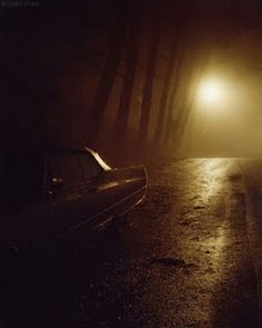 Todd Hido. Creepy