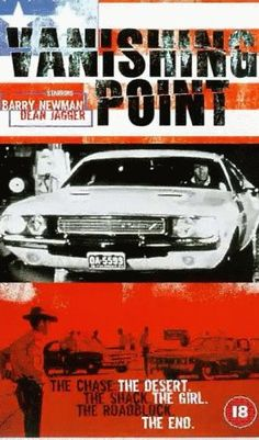 Vanishing Point  A car chase like no other...